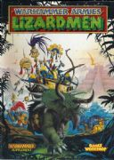 Lizardmen Warhammer Armies rulebook (1997)